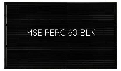 MSE PERC 60 BLK